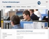 Bild Fischer + Entwicklungen GmbH
