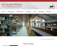 Bild Hottelmann Dirk Dipl.-Ing. Ingenieurbüro für Hochbau und Baustatik