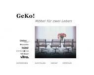 Bild Gerald Kopp Geko! Möbel für zwei Leben