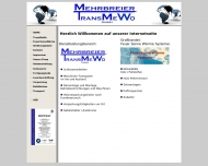 Bild Webseite Mehrbreier TransMeWo Bechhofen