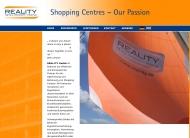 Bild Webseite REAL-ITY Berlin