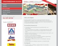 Stra?enbahnhof Mickten - Einkaufen und Arbeiten im Zentrum von Mickten. Revitalisierung von historis...
