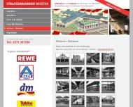 Website REAL Projektentwicklungsgesellschaft