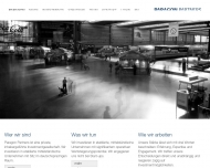 Bild Webseite Paragon Partners München