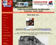 Website Wilhelm Löchterfeld