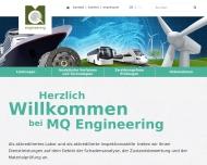Bild MQ Engineering GmbH Rostock Materialprüfung