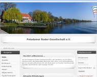 Bild Potsdamer Ruder-Gesellschaft e.V.