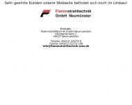 Bild Flammstrahltechnik GmbH Neumünster