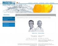 Bild Lehne Ingenieurgesellschaft für Bauen und Umwelt mbH