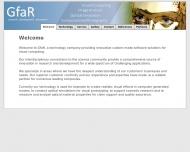 Bild GfaR Gesellschaft für analytische Rechensysteme mbH