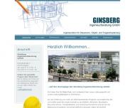 Bild Ginsberg Ingenieurberatung GmbH