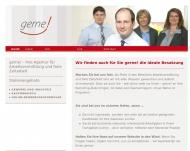 Bild g.e.r.n.e. GmbH Zeitarbeit und Arbeitsvermittlung