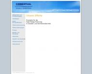 Bild Gimmerthal Filtration + Komponenten e. K.