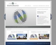 Bild Webseite GetränkePartner NEV Hamburg