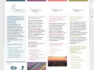 Bild Webseite Globalnorm Berlin
