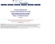 Bild G&K Datentechnik GmbH