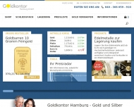 Bild Goldkontor Hamburg GmbH