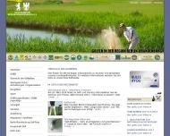 Bild Webseite Golfverband Berlin-Brandenburg Berlin