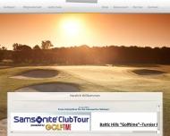 Bild Webseite Golfplatz Korswandt Korswandt