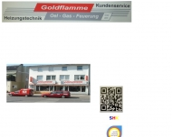 Bild Goldflamme Öl-Gas-Feuerung GmbH