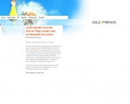 Bild Webseite golz + friends Event Sponsoring PR Berlin