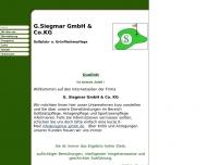 Bild G. Siegmar Verwaltungs-GmbH