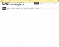 Bild Gutenberghaus Digitale Medien GmbH