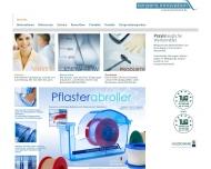 Bild Webseite Kerpers Innovation Handels Düsseldorf
