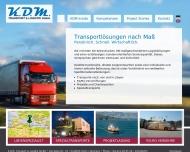 K.D.M. Transport Logistik GmbH, Ihr Spezialist f?r Libyen