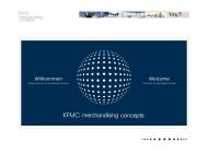 Bild Webseite KFMC Merchandising Concepts Hamburg