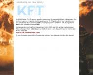 Bild Webseite Kidde Fire Trainers Aachen