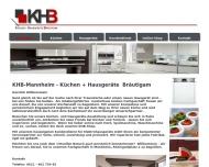 Bild KHB-Mannheim Küchen und Hausgeräte Bräutigam e.K.
