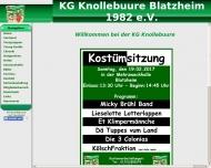 Bild KG Knollebuure, Blatzheim 1982 e.V.