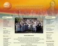 Bild Kirchliche Kongregation der Missionsschwestern vom kostbaren Blut e.V.