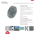 Website KIWI Werbeagentur