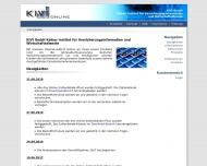 Bild KIVI GmbH, Kölner Institut für Versicherungsinformation und Wirtschaftsdienste