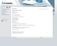 Website Kitamura Machinery