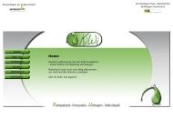 Bild Webseite Kiwi Produktion Düsseldorf