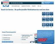 Bild Webseite Grube & Niemann Auto-Technik-Elektrik Hamburg