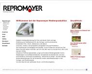Bild Webseite Hermann Mayer Immobilienverwaltungsgesellschaft Reutlingen