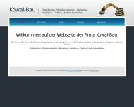 Bild Hans Kowal -Baudienstleistungen-