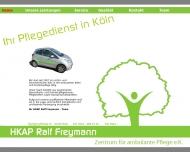 Bild HKAP Ralf Freymann -Zentrum für ambulante Pflege e. K.