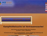 Bild HKB Hanseatische Kampfmittelbergung GmbH Planung, Beratung und Erkundung
