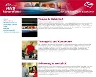 Bild HNS Kurierdienst Verwaltungs-GmbH