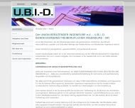 Bild Webseite Ingenieur-Dienst Finanzberatung Nürnberg