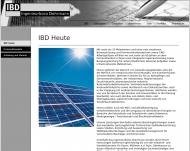 Bild IBD Ingenieurbüro Dohrmann GmbH & Co. KG