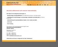 Bild Webseite  Weidenberg