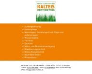 Bild Martin Kalteis Garten- und Landschaftsbau