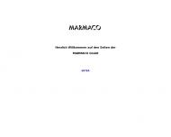 Bild Webseite Marmaco Immobilien-Service Berlin