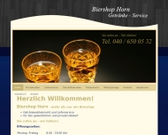 Bild Webseite Katja Lindelo -Bier-Shop-Horn- Hamburg